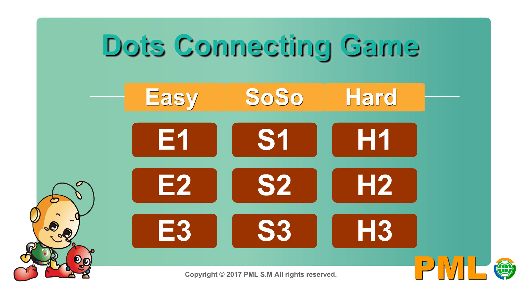 Dots Connecting Game